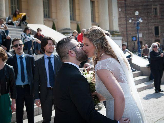 Il matrimonio di Francesco e Lisa a Verona, Verona 33