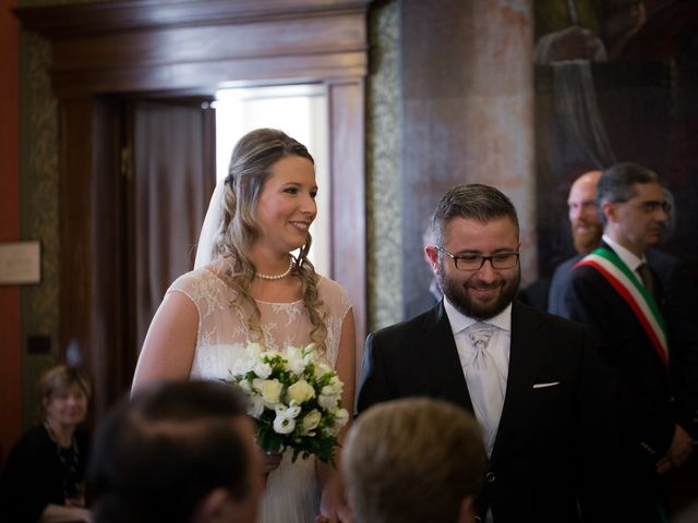 Il matrimonio di Francesco e Lisa a Verona, Verona 22