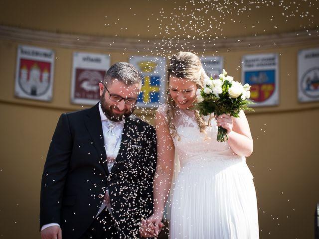 Il matrimonio di Francesco e Lisa a Verona, Verona 31