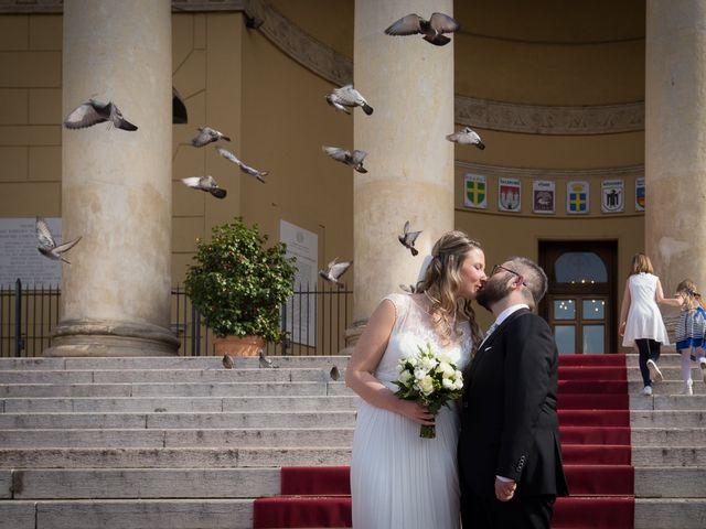 Il matrimonio di Francesco e Lisa a Verona, Verona 32