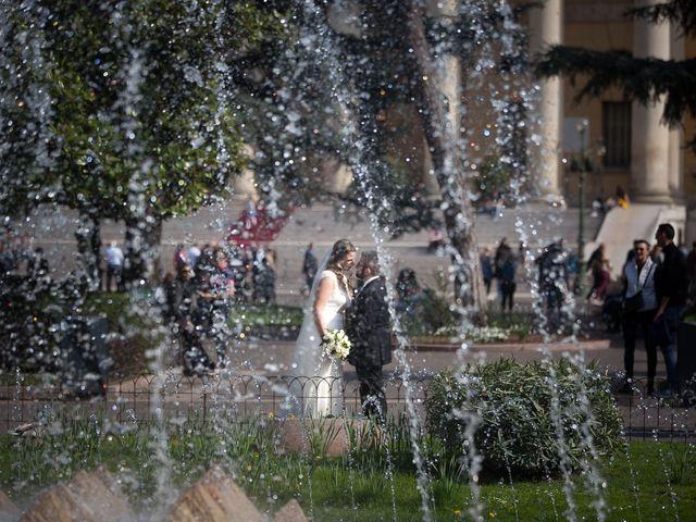 Il matrimonio di Francesco e Lisa a Verona, Verona 51