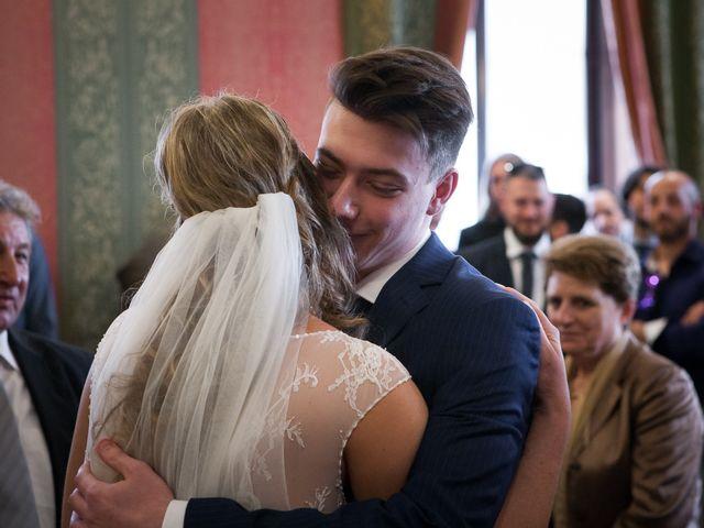 Il matrimonio di Francesco e Lisa a Verona, Verona 29
