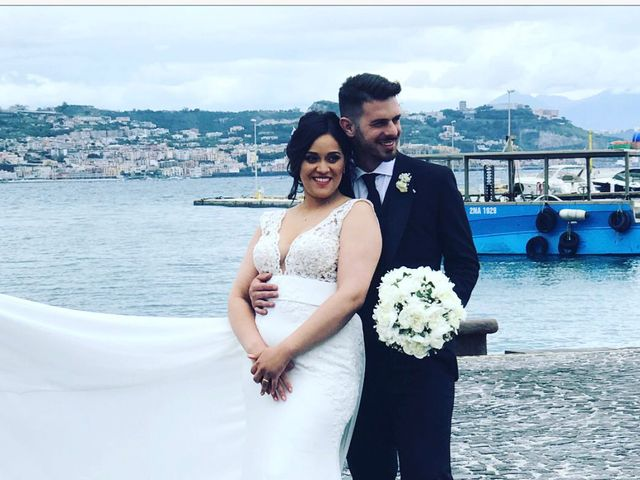 Il matrimonio di Antonella e Salvatore a Napoli, Napoli 2