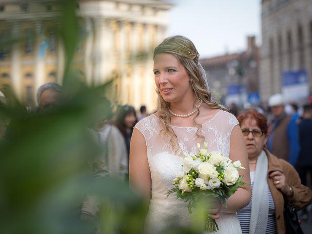 Il matrimonio di Francesco e Lisa a Verona, Verona 1