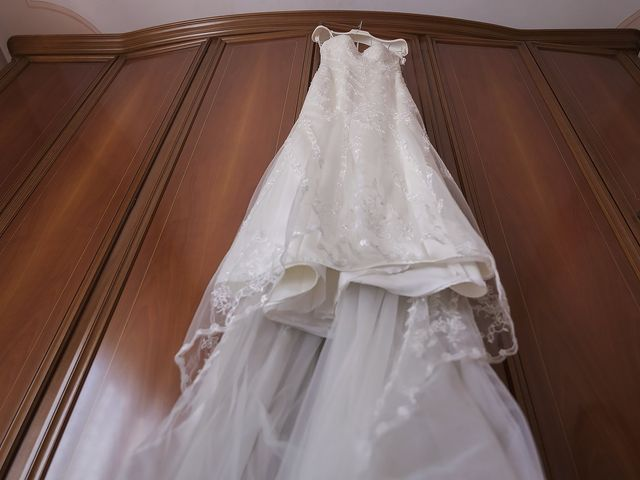 Il matrimonio di Mattia e Chiara a Rodengo-Saiano, Brescia 5