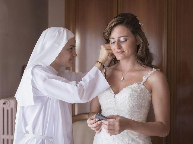 Il matrimonio di Mattia e Chiara a Rodengo-Saiano, Brescia 11