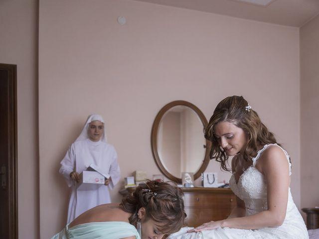 Il matrimonio di Mattia e Chiara a Rodengo-Saiano, Brescia 12