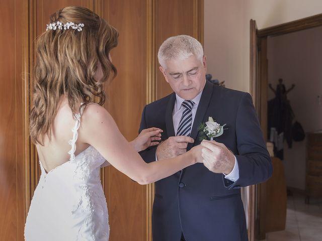 Il matrimonio di Mattia e Chiara a Rodengo-Saiano, Brescia 13