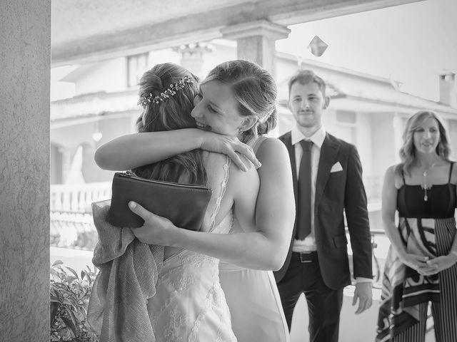 Il matrimonio di Mattia e Chiara a Rodengo-Saiano, Brescia 16