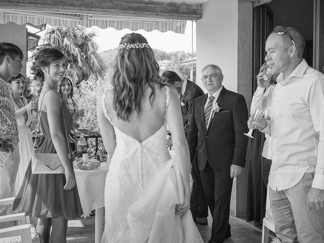 Il matrimonio di Mattia e Chiara a Rodengo-Saiano, Brescia 17