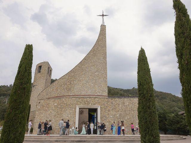 Il matrimonio di Mattia e Chiara a Rodengo-Saiano, Brescia 20