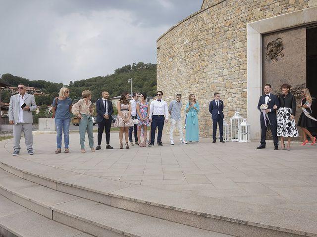 Il matrimonio di Mattia e Chiara a Rodengo-Saiano, Brescia 23