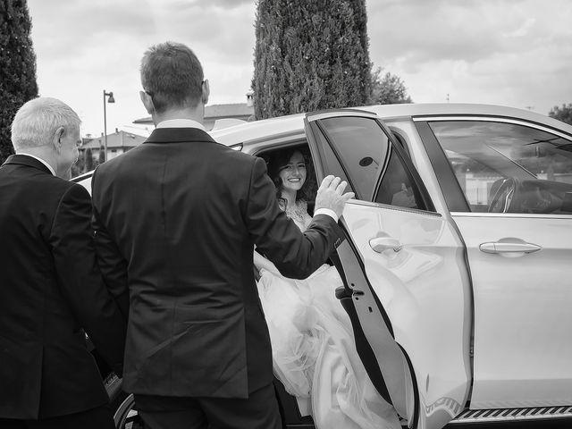 Il matrimonio di Mattia e Chiara a Rodengo-Saiano, Brescia 24