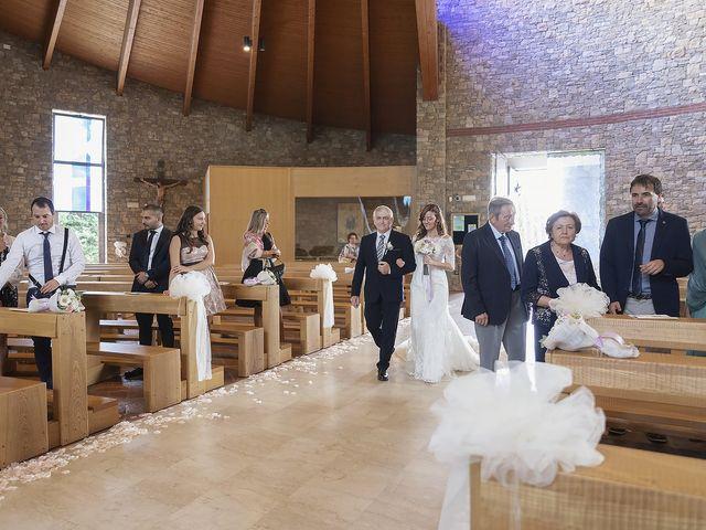 Il matrimonio di Mattia e Chiara a Rodengo-Saiano, Brescia 25