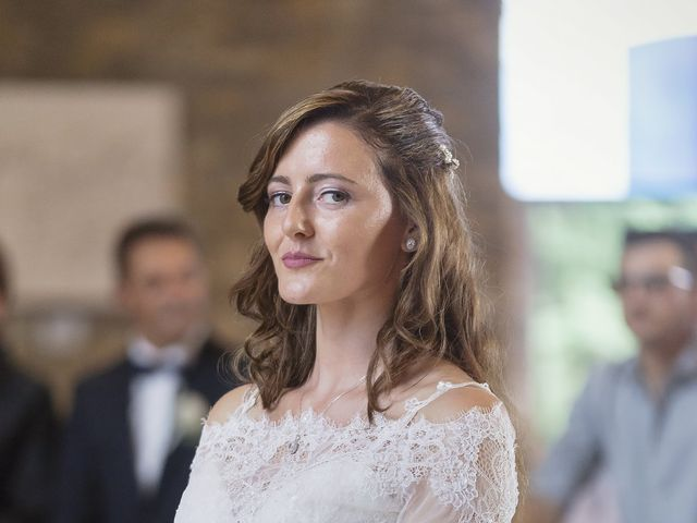 Il matrimonio di Mattia e Chiara a Rodengo-Saiano, Brescia 28