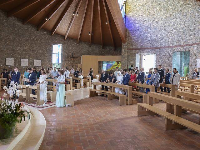Il matrimonio di Mattia e Chiara a Rodengo-Saiano, Brescia 29