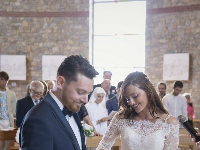 Il matrimonio di Mattia e Chiara a Rodengo-Saiano, Brescia 32