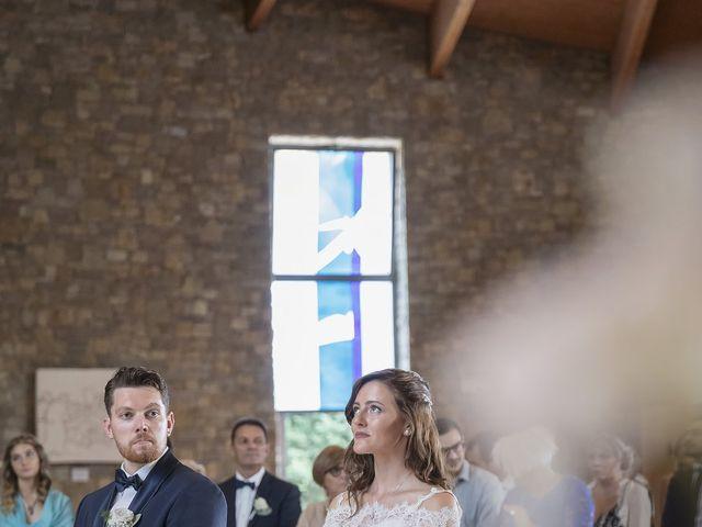 Il matrimonio di Mattia e Chiara a Rodengo-Saiano, Brescia 34