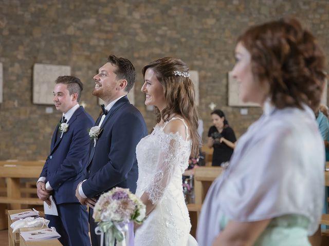 Il matrimonio di Mattia e Chiara a Rodengo-Saiano, Brescia 36