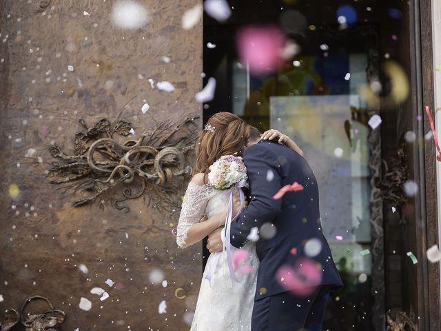Il matrimonio di Mattia e Chiara a Rodengo-Saiano, Brescia 38