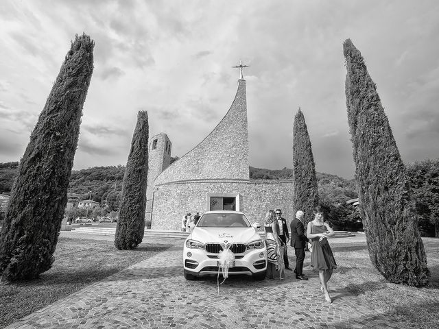Il matrimonio di Mattia e Chiara a Rodengo-Saiano, Brescia 39