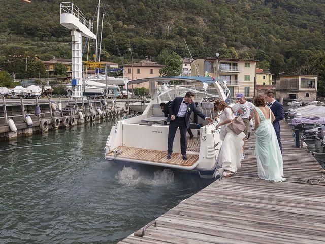 Il matrimonio di Mattia e Chiara a Rodengo-Saiano, Brescia 41