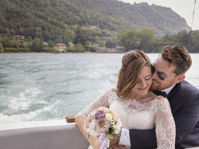 Il matrimonio di Mattia e Chiara a Rodengo-Saiano, Brescia 45