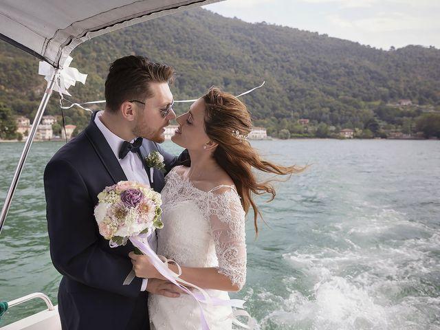 Il matrimonio di Mattia e Chiara a Rodengo-Saiano, Brescia 47