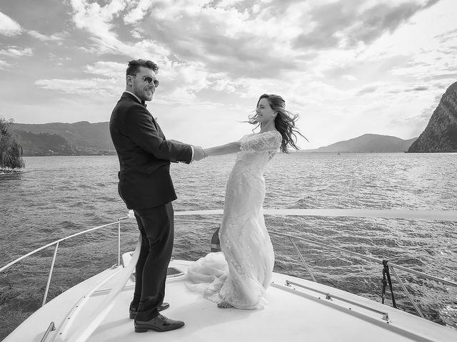 Il matrimonio di Mattia e Chiara a Rodengo-Saiano, Brescia 2