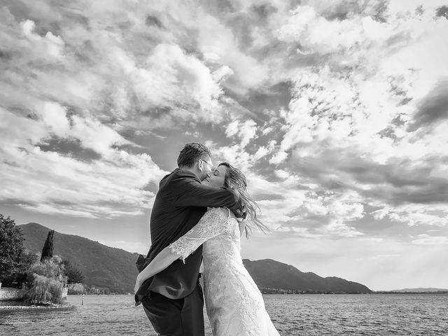Il matrimonio di Mattia e Chiara a Rodengo-Saiano, Brescia 51