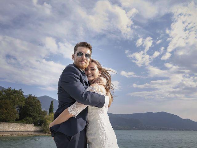 Il matrimonio di Mattia e Chiara a Rodengo-Saiano, Brescia 52
