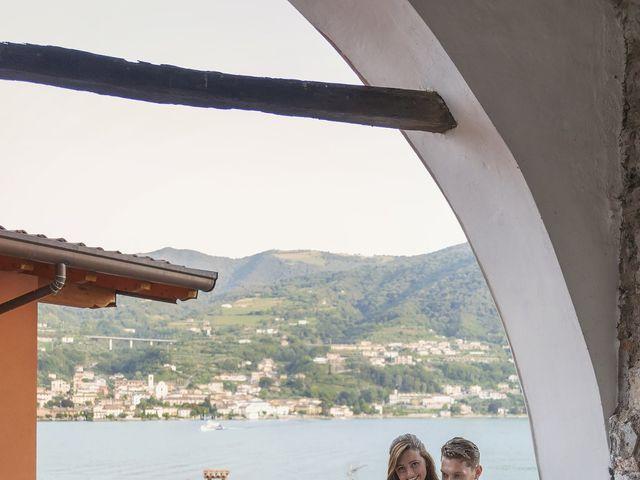 Il matrimonio di Mattia e Chiara a Rodengo-Saiano, Brescia 54