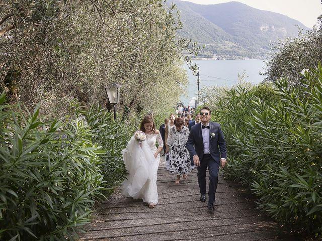 Il matrimonio di Mattia e Chiara a Rodengo-Saiano, Brescia 57