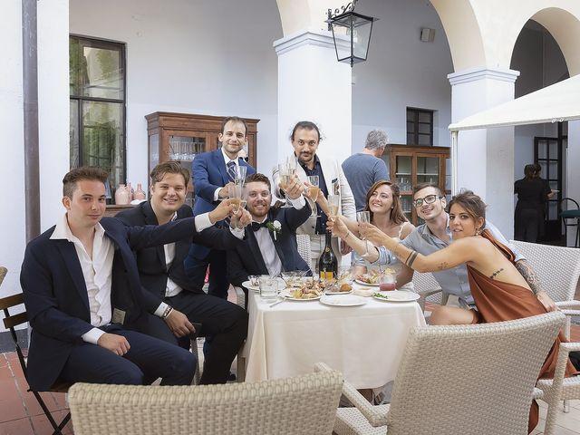 Il matrimonio di Mattia e Chiara a Rodengo-Saiano, Brescia 62