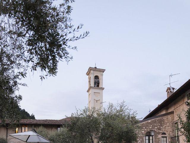 Il matrimonio di Mattia e Chiara a Rodengo-Saiano, Brescia 64