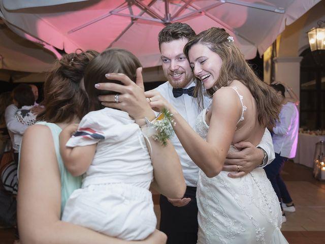 Il matrimonio di Mattia e Chiara a Rodengo-Saiano, Brescia 67