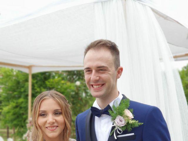 Il matrimonio di Omar e Federica  a Trebaseleghe, Padova 2