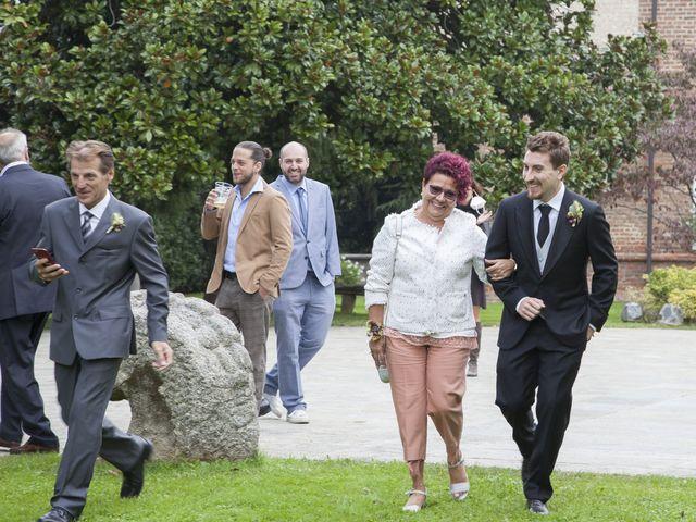 Il matrimonio di Davide e Valentina a Sulbiate, Monza e Brianza 9
