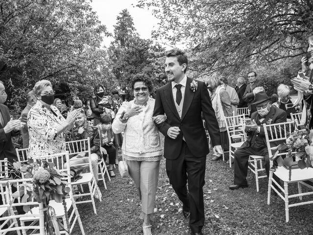 Il matrimonio di Davide e Valentina a Sulbiate, Monza e Brianza 11