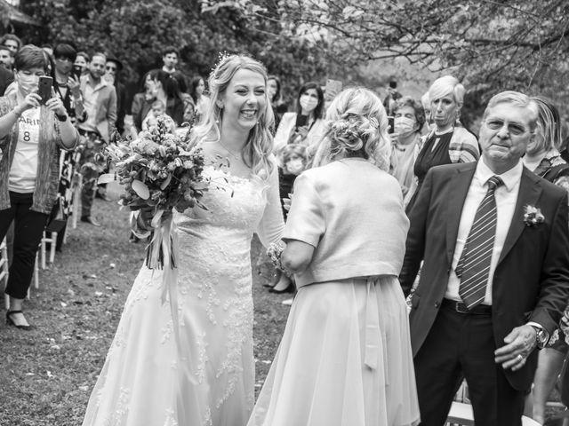 Il matrimonio di Davide e Valentina a Sulbiate, Monza e Brianza 12