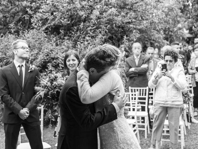 Il matrimonio di Davide e Valentina a Sulbiate, Monza e Brianza 13