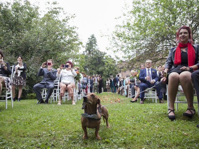 Il matrimonio di Davide e Valentina a Sulbiate, Monza e Brianza 17