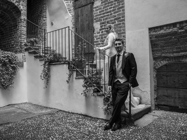 Il matrimonio di Davide e Valentina a Sulbiate, Monza e Brianza 18