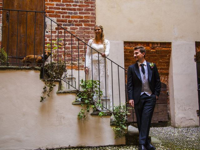 Il matrimonio di Davide e Valentina a Sulbiate, Monza e Brianza 19