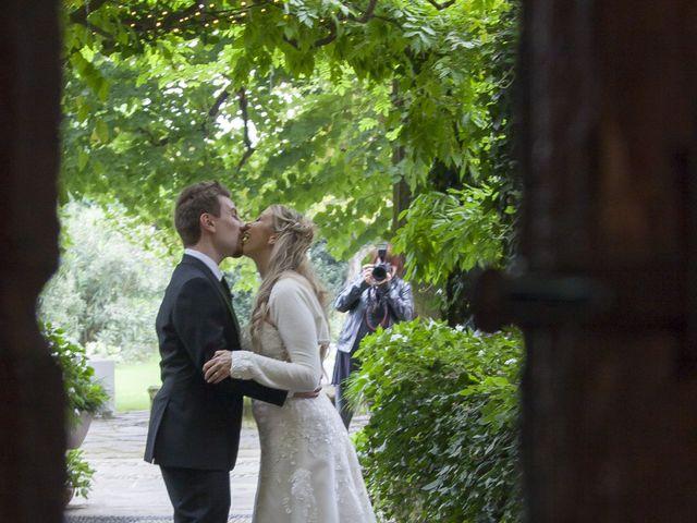 Il matrimonio di Davide e Valentina a Sulbiate, Monza e Brianza 20