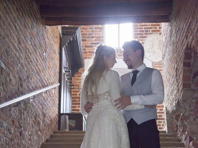 Il matrimonio di Davide e Valentina a Sulbiate, Monza e Brianza 25