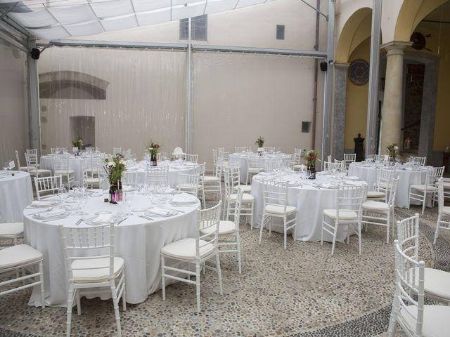 Il matrimonio di Davide e Valentina a Sulbiate, Monza e Brianza 27