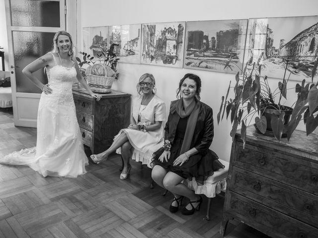 Il matrimonio di Davide e Valentina a Sulbiate, Monza e Brianza 31