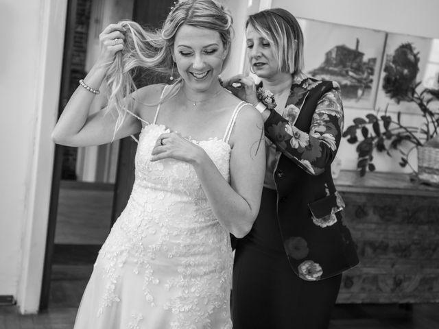 Il matrimonio di Davide e Valentina a Sulbiate, Monza e Brianza 34