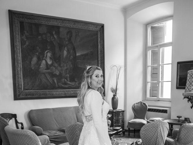 Il matrimonio di Davide e Valentina a Sulbiate, Monza e Brianza 39